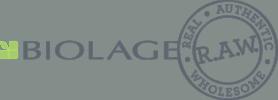 Biolage raw logo e