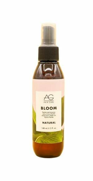 Ag hair care bloom flexible hold hairspray natural