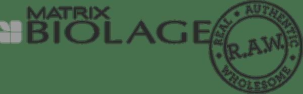 Biolage matrix raw logo