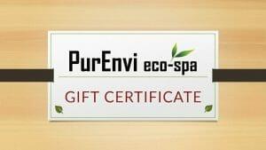 PurEnvi Gift Certificate